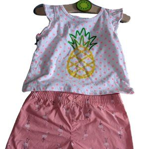 Baby Girls Toddler Kids Outfit Set - Size US 3T